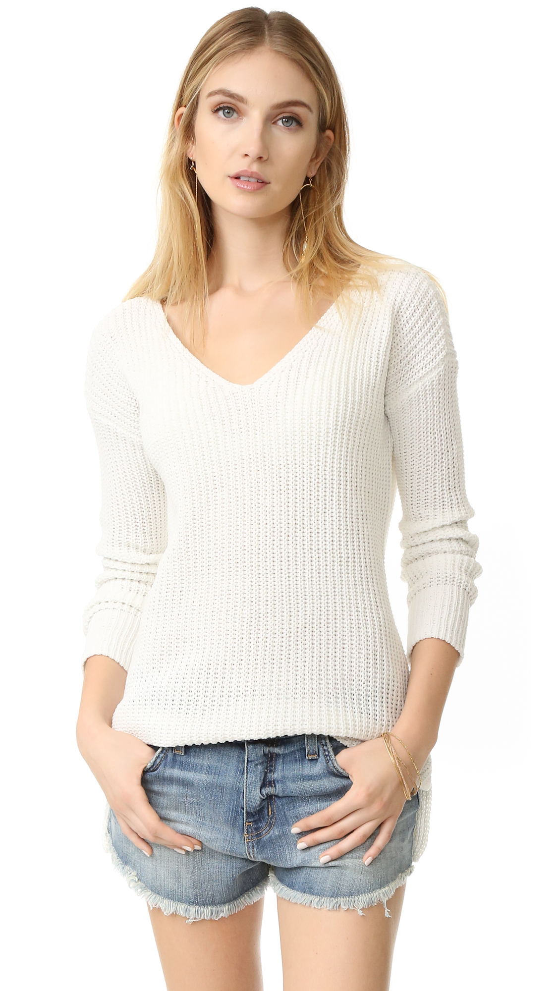 BB Dakota Zona Boyfriend Sweater | SHOPBOP