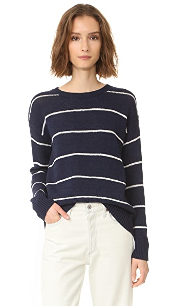 BB Dakota Leary Striped Sweater