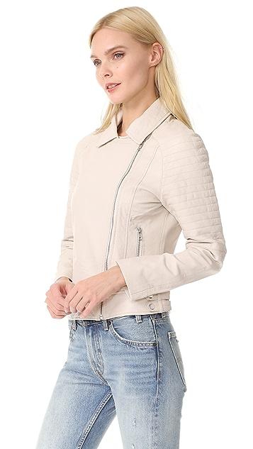 BBDakota Куртка Stafford с эффектом стираной кожи