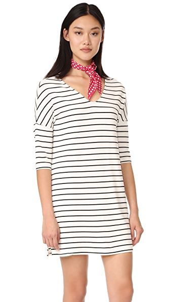 BB Dakota Jaxson Striped Dress