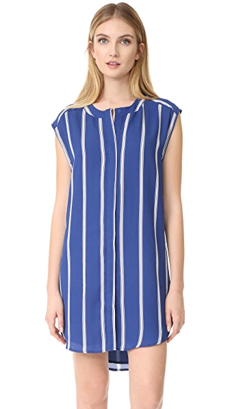 BB Dakota Zea Striped Dress