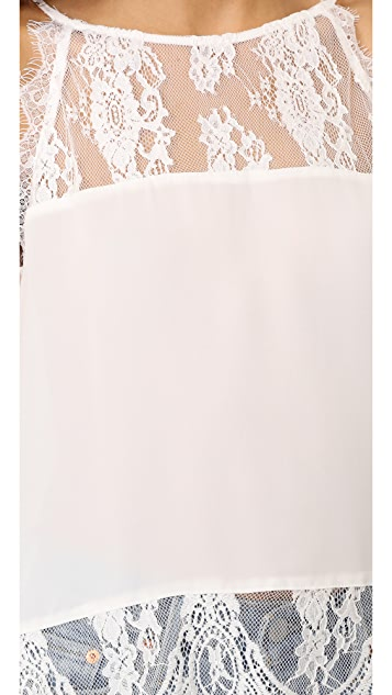 BB Dakota Yasmine Lace Tank
