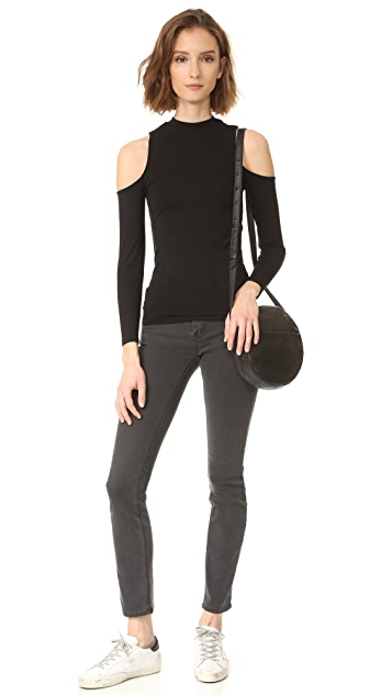 BB Dakota Edell Shoulderless Tee