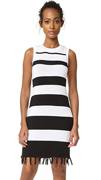 BB Dakota Jack by BB Dakota Dri Stripe Sweater Dress