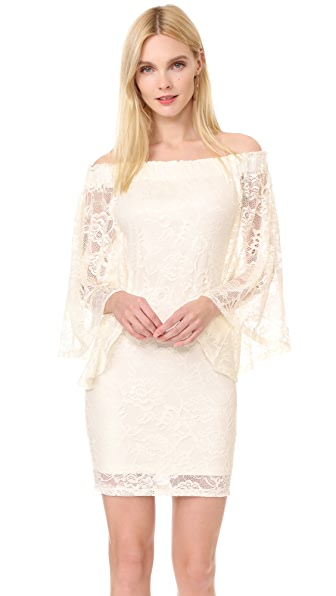 BB Dakota Jack by BB Dakota Daniela Dress - Ivory