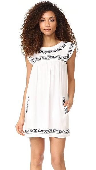 BB Dakota Raelynn Embroidered Dress