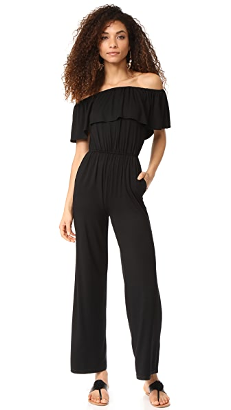 BB Dakota Niko Off Shoulder Jumpsuit