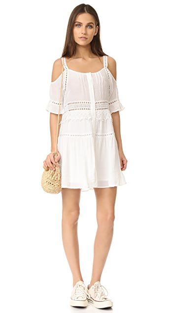 BB Dakota Marla Cold Shoulder Dress