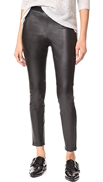 Juliet Faux Leather Leggings