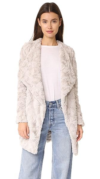 BB Dakota Tucker Wubby Jacket at Shopbop