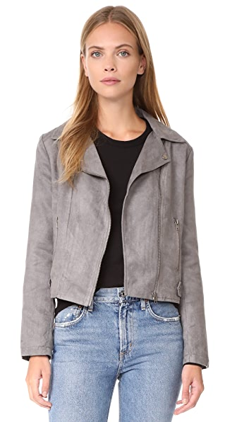 BB Dakota Jack by BB Dakota Johannes Jacket - Charcoal Grey