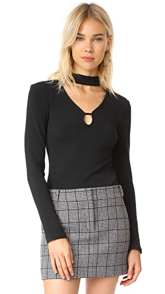 BB Dakota Jack by BB Dakota Wilmer Top - Black