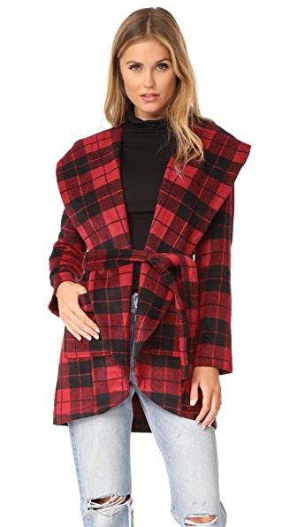 BB Dakota Jack by BB Dakota Stanley Coat