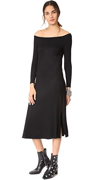 BB Dakota Blaire Dress In Black