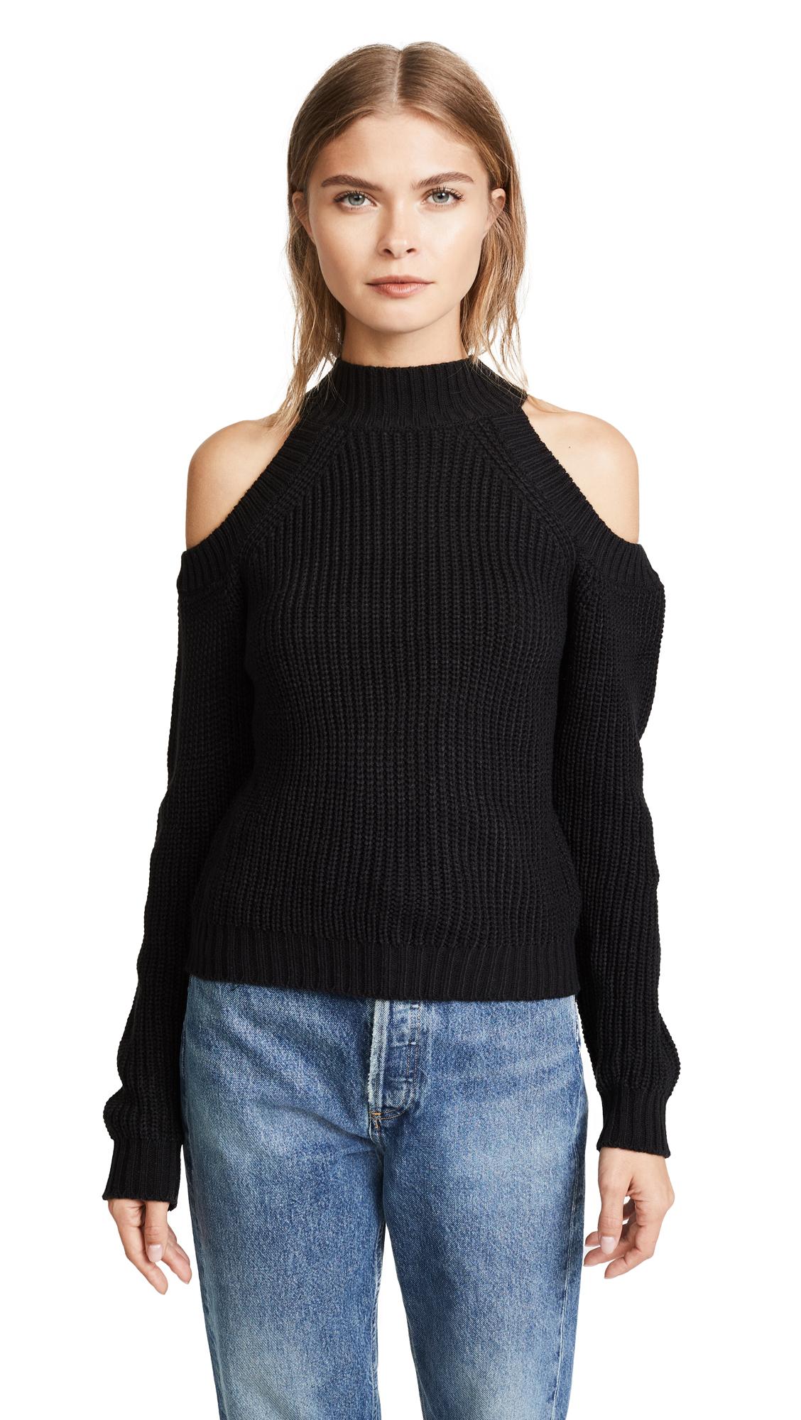 BB Dakota Jack By BB Dakota Mai Sweater - Black