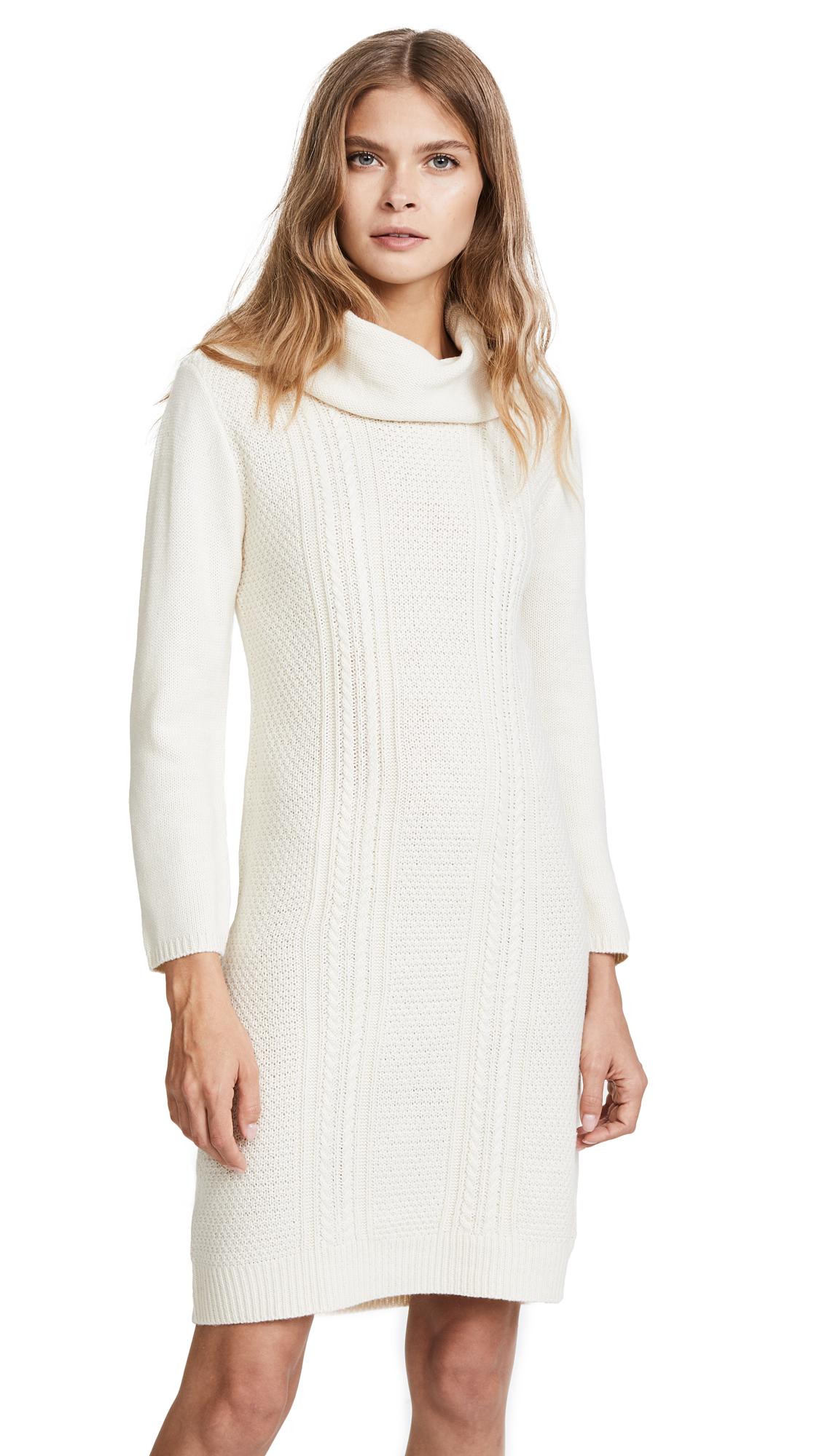 BB Dakota Jack By BB Dakota Amory Sweater Dress - Ivory