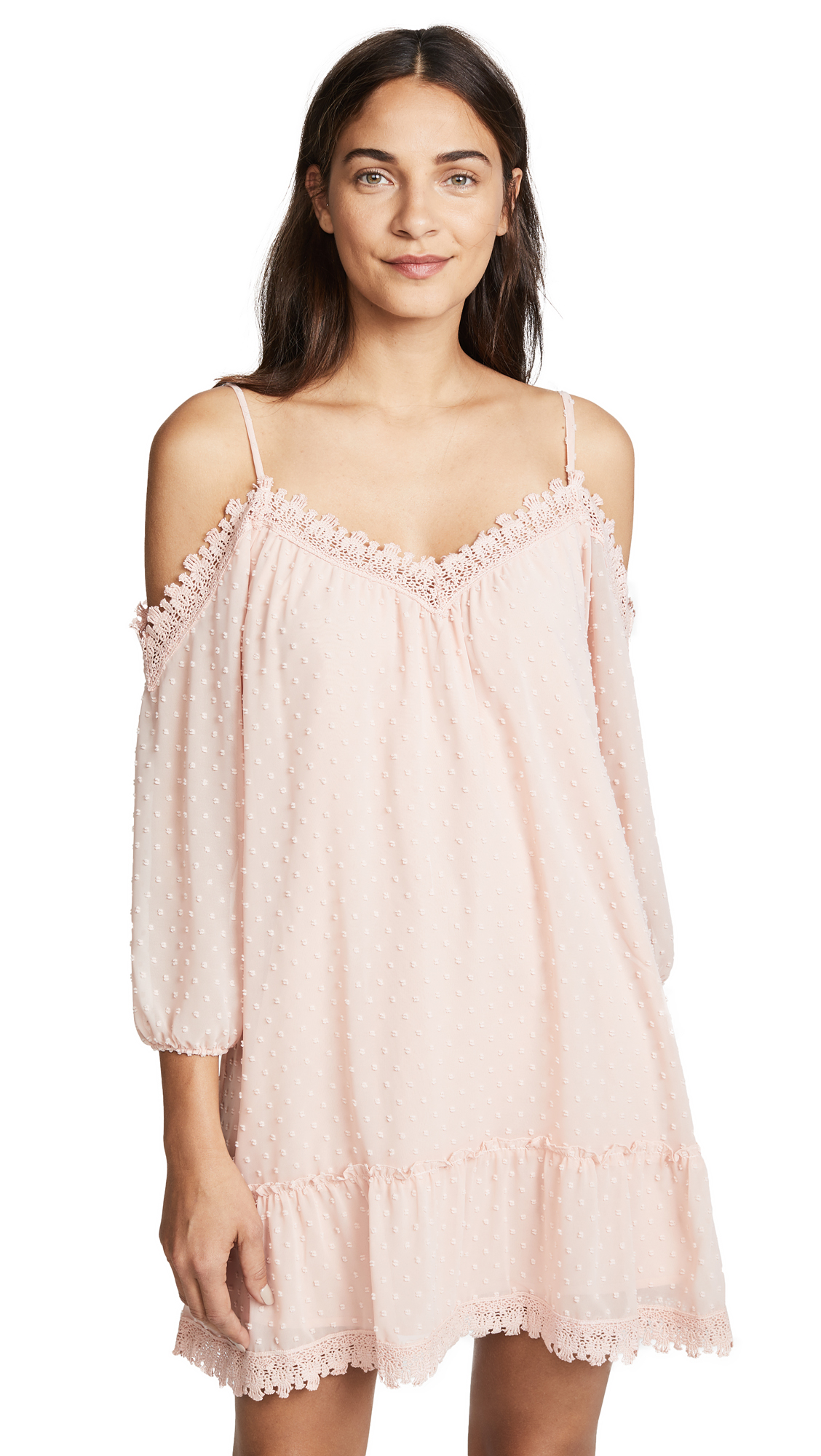 BB Dakota Millie Dress - Pink Lemonade