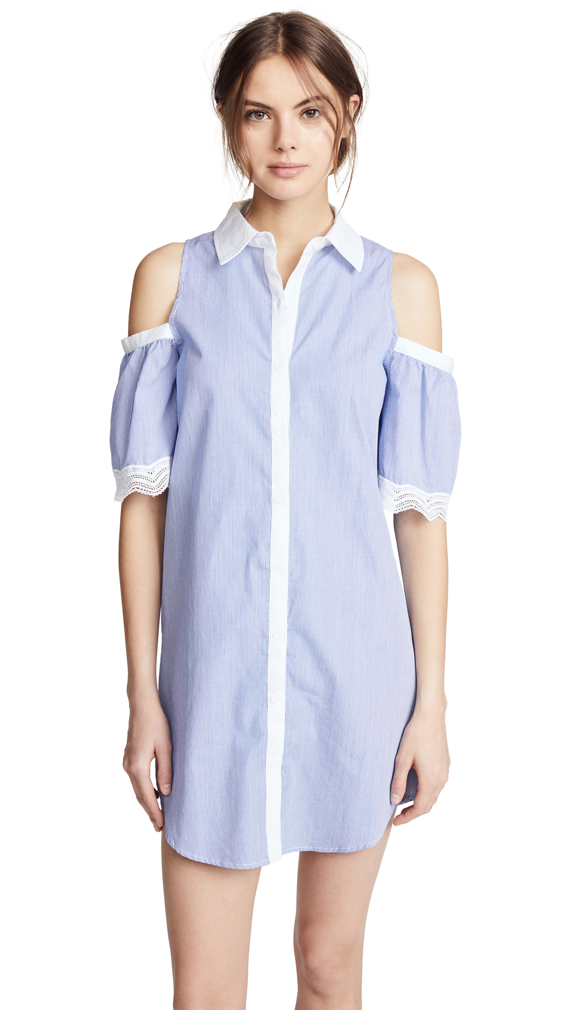 BB Dakota Mick Dress - French Blue