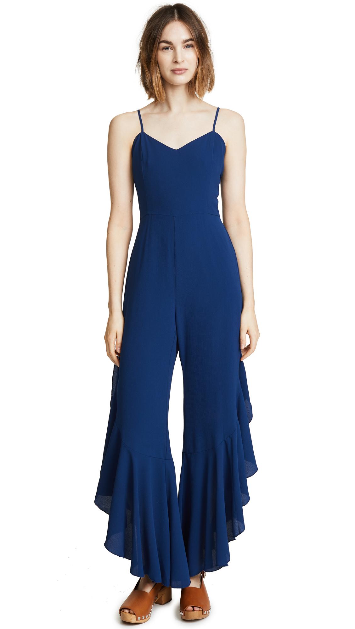 47d10e3ad354 Bb Dakota Saba Jumpsuit In Vintage Blue