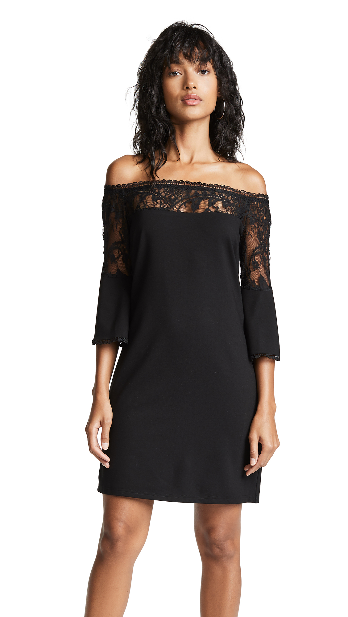 BB Dakota Desperado Off Shoulder Dress