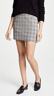 BB Dakota Jack by BB Dakota Everything Nice Pinafore Skirt