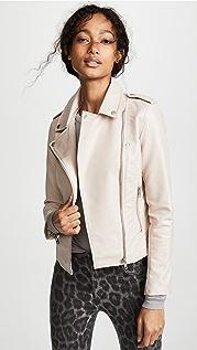 BB Dakota Байкерская куртка Just Ride из искусственной кожи