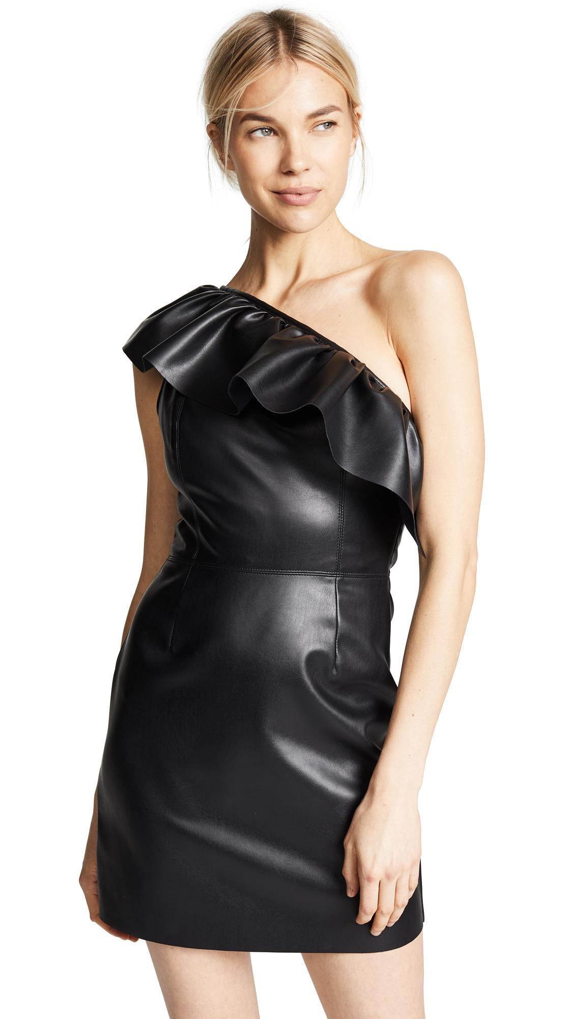 BB Dakota Head Babe In Charge Dress - Black