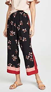 BB Dakota Feel the Flower Trousers