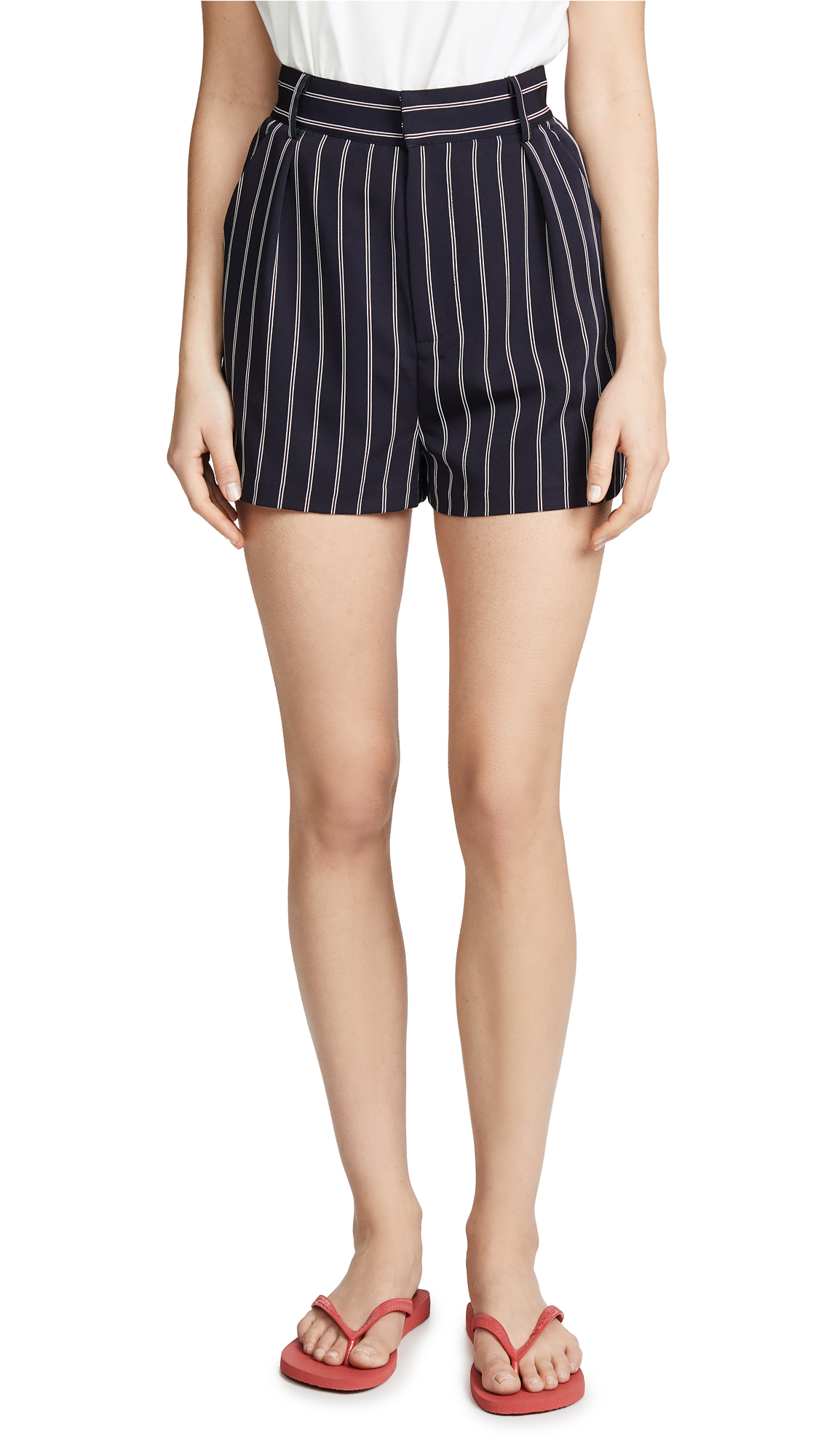 BB Dakota Power Stripe Shorts