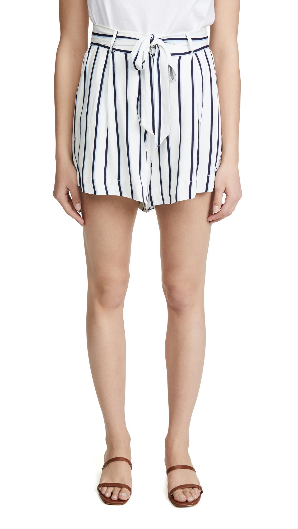 Buy BB Dakota online - photo of BB Dakota Stripe Right Shorts