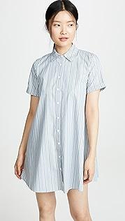BB Dakota Stripe A Personality Dress