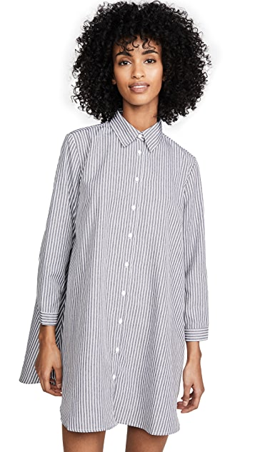 BB Dakota Good News Shirt Dress