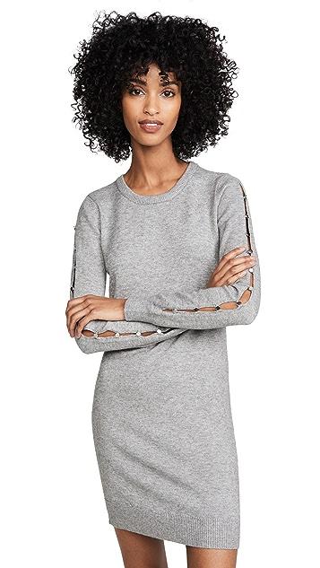 BB Dakota Button Or Nothing Sweater Dress