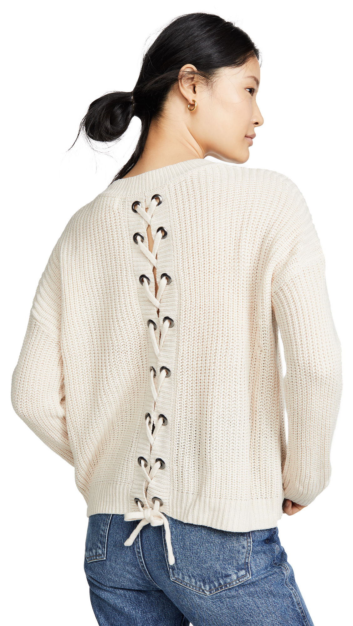 Buy BB Dakota online - photo of BB Dakota Jack By BB Dakota Tie Me Later Sweater