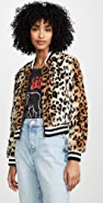 BB Dakota Jack By BB Dakota Cat Power Faux Fur Bomber
