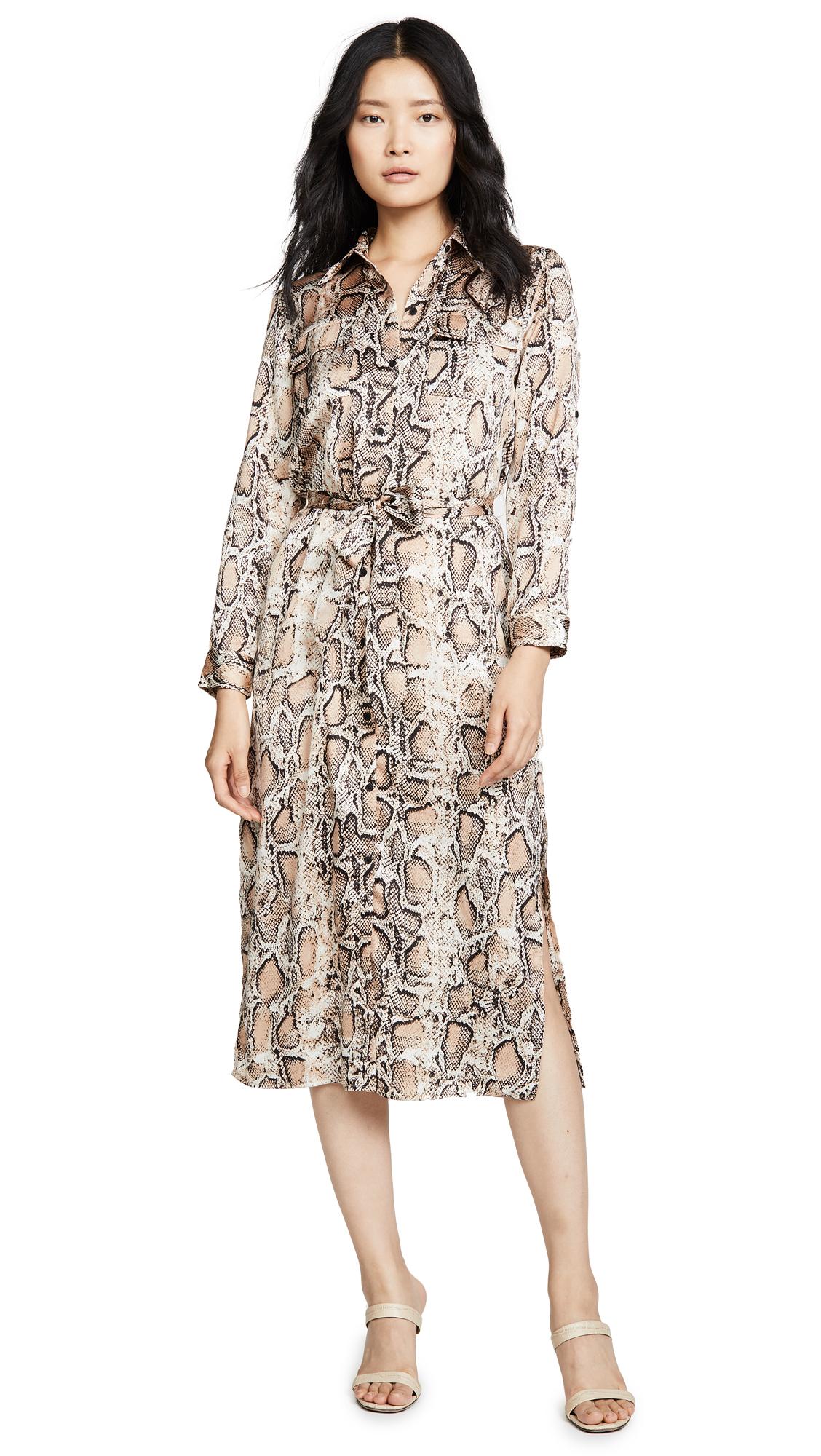 Buy BB Dakota Python Print Shirtdress online beautiful BB Dakota Clothing, Dresses