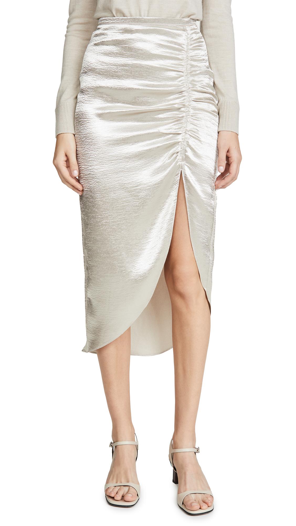 Buy BB Dakota online - photo of BB Dakota Shiny Dancer Skirt