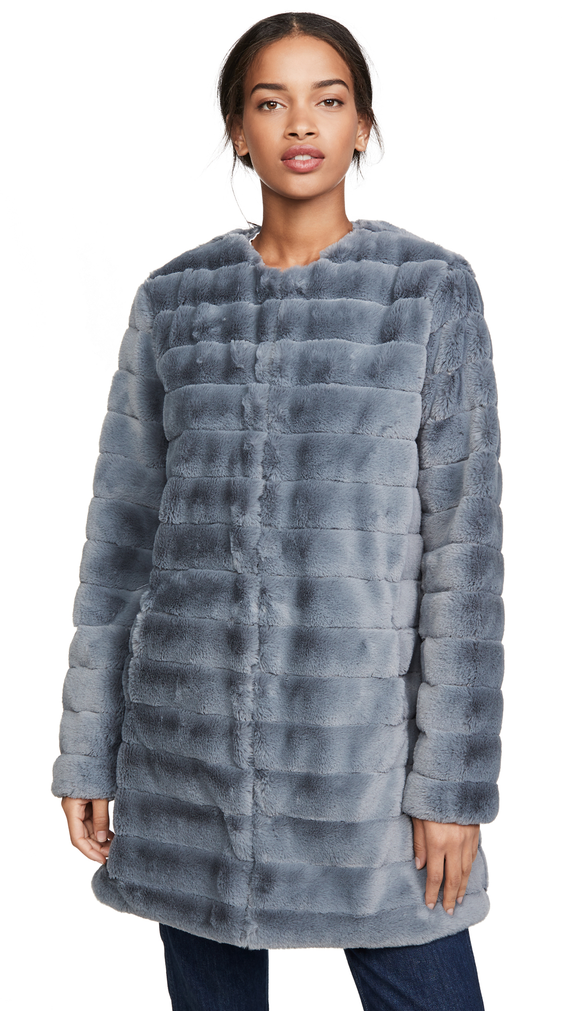 Buy BB Dakota Anything For You Faux Fur Jacket online beautiful BB Dakota Clothing, Jackets
