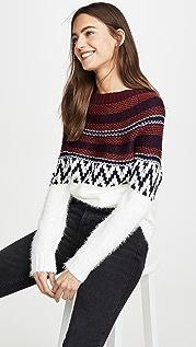 BB Dakota Play Fair Isle Sweater