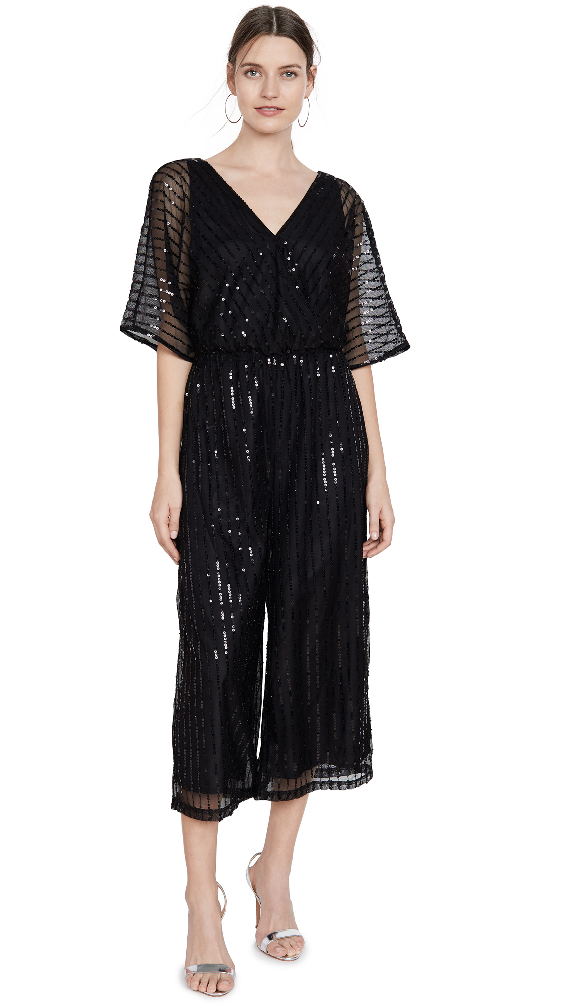 Buy BB Dakota online - photo of BB Dakota She's Sparkling Jumpsuit