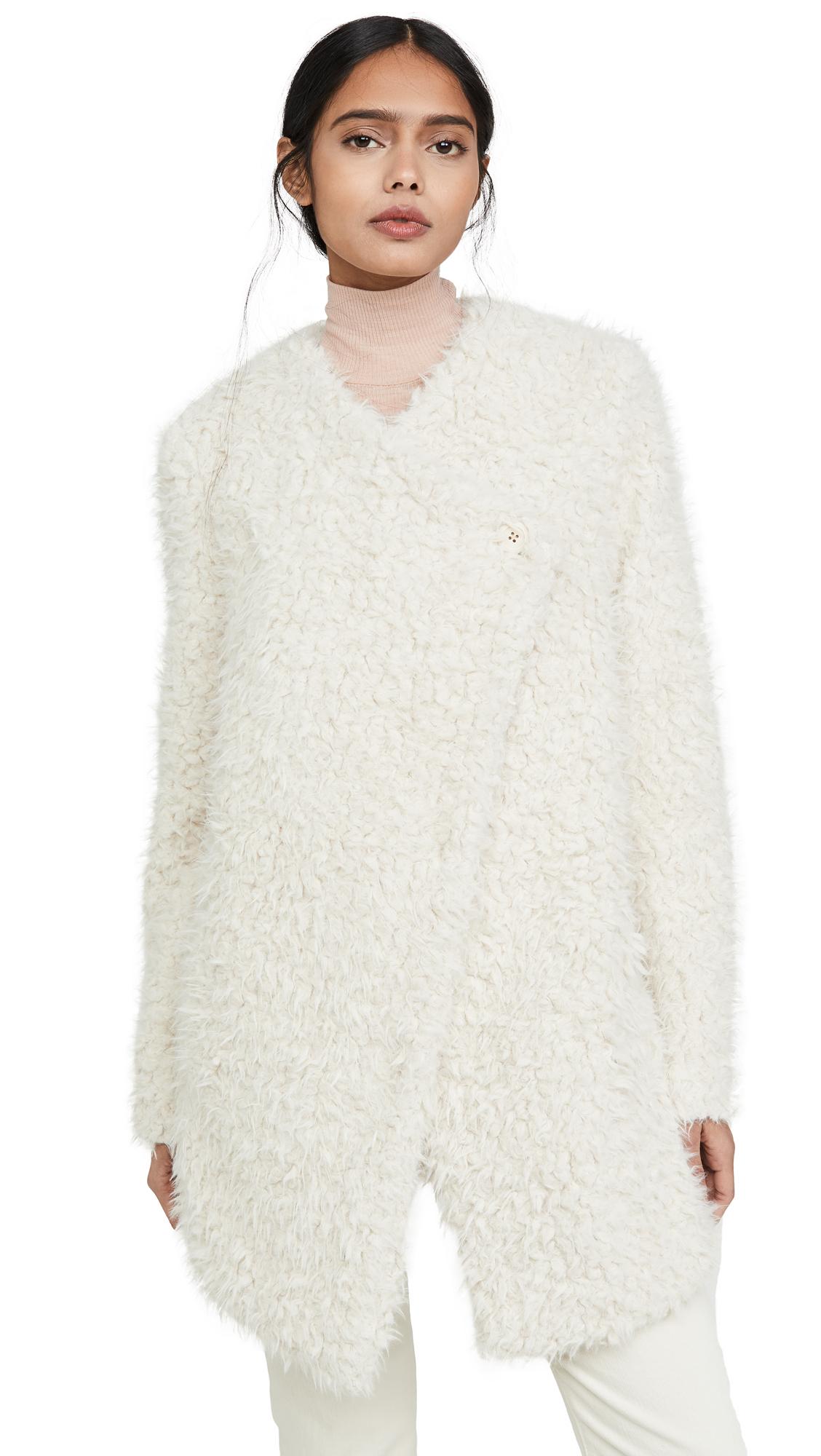 Buy BB Dakota Soft Serve Drape Front Coat online beautiful BB Dakota Clothing, Jackets