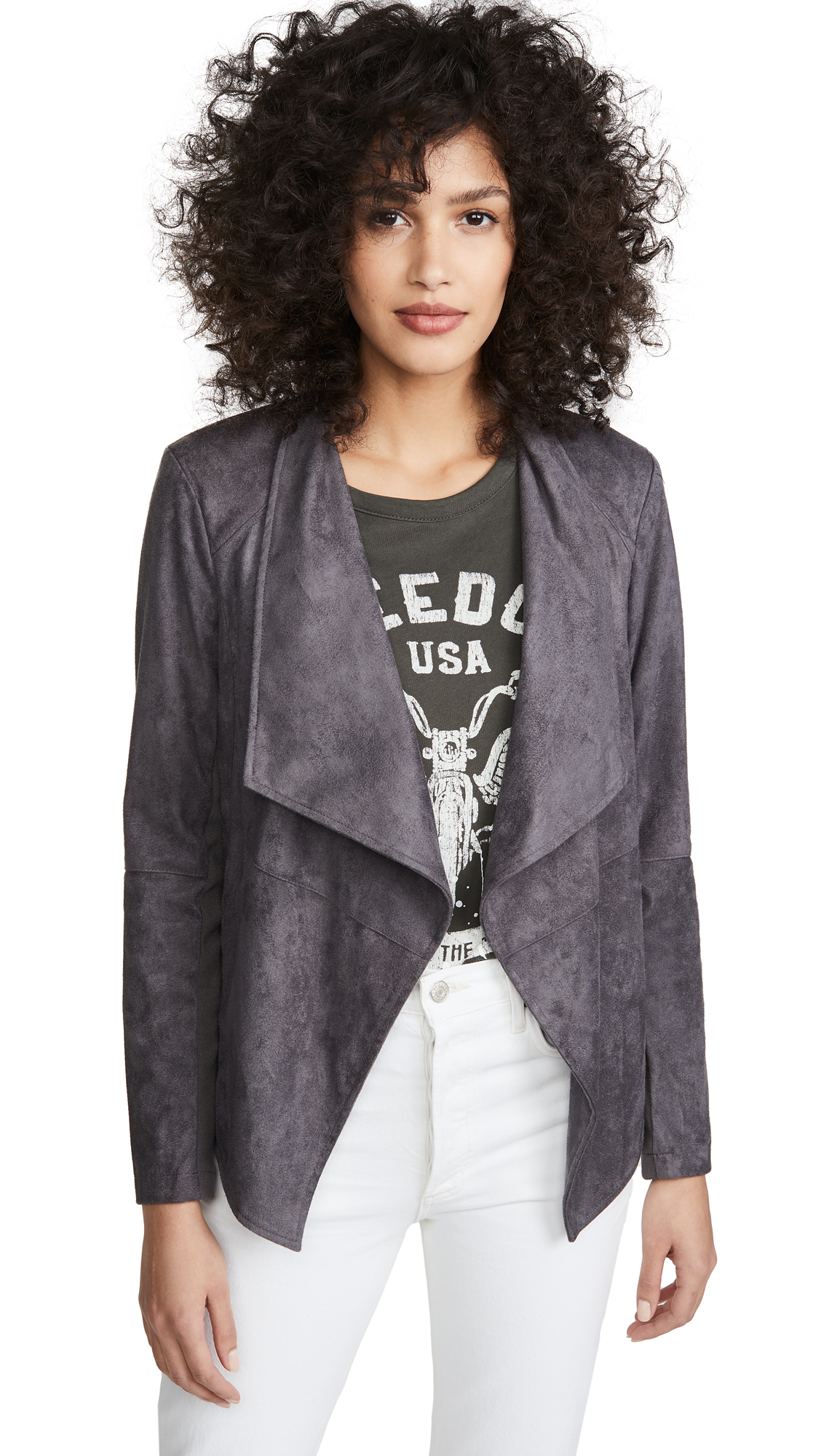 Buy BB Dakota Wade Faux Suede Jacket online beautiful BB Dakota Jackets, Coats, Coats