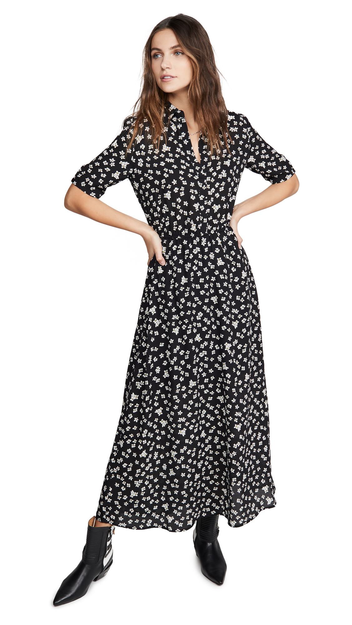 BB Dakota Floral Education Dress - 30% Off Sale