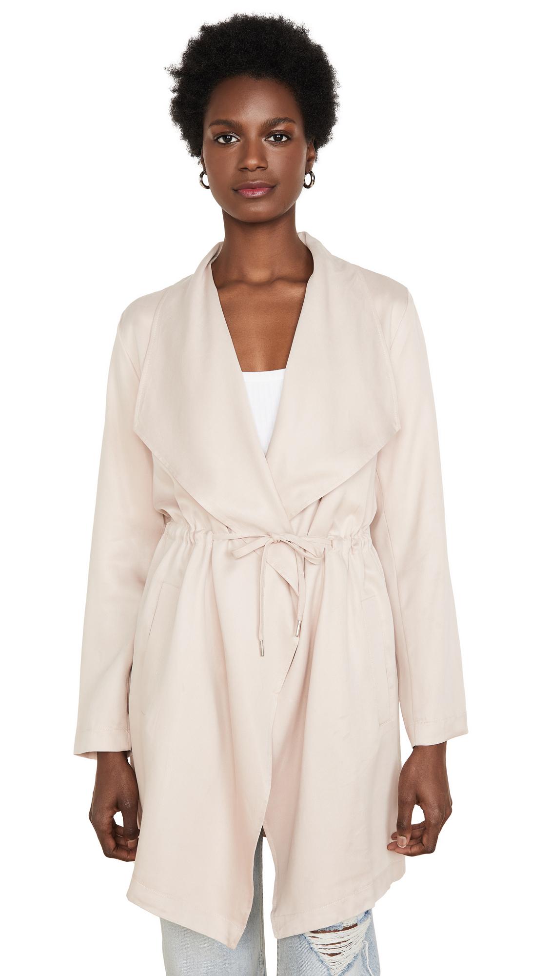 Buy BB Dakota Let It Rain Trench Coat online beautiful BB Dakota Jackets, Coats, Trench Coats
