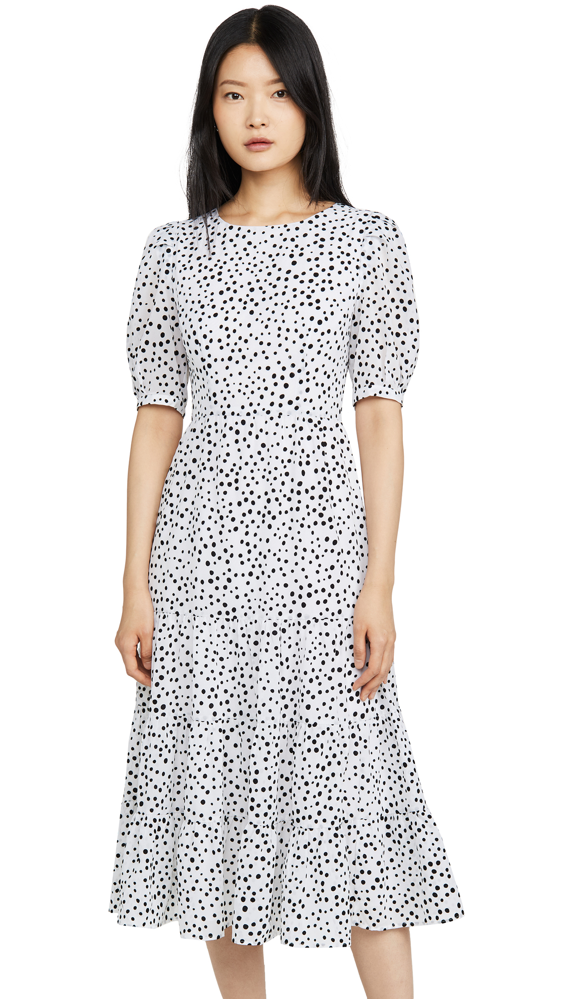 BB Dakota Something About Dots Dress - 30% Off Sale