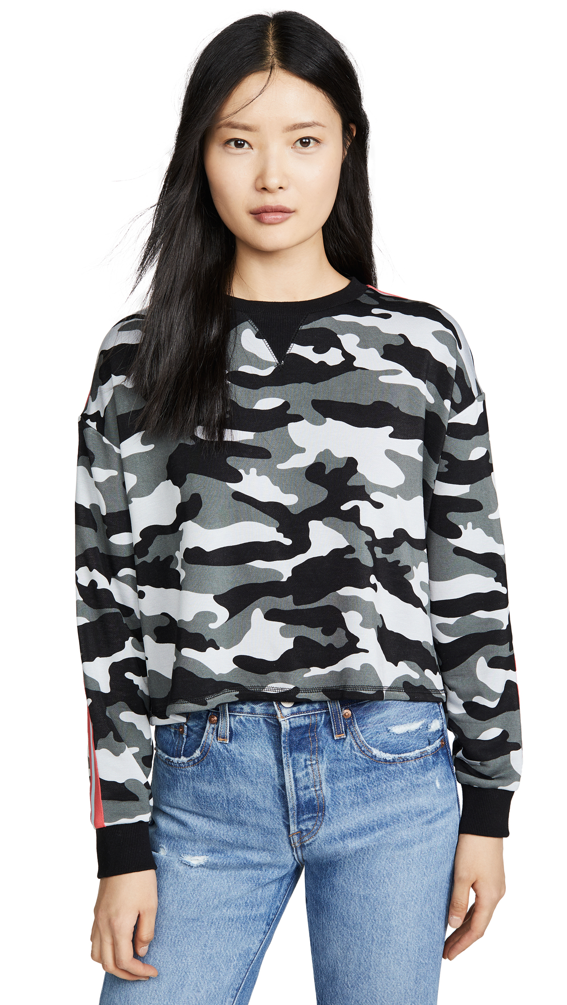 BB Dakota Over the Radar Sweatshirt – 30% Off Sale