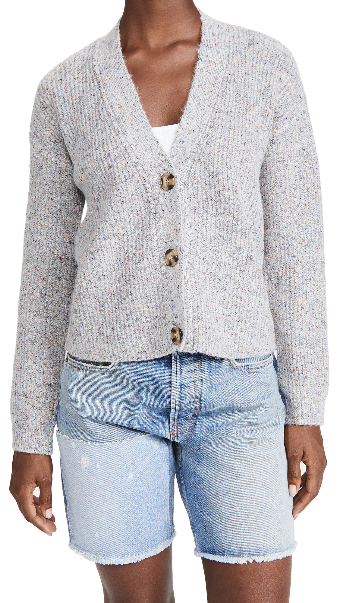 Bb Dakota SPECKLE AGENT CARDIGAN