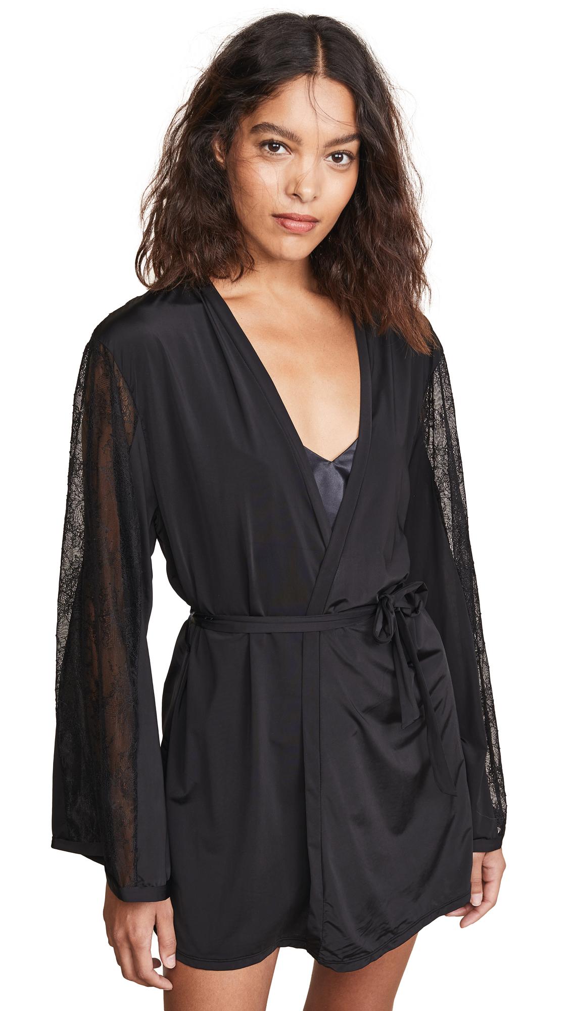 Bluebella Nyane Robe - Black