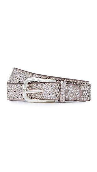 B. Belt Allover Studded Belt