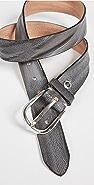 B. Belt Stingray Print Classic Belt